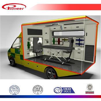 Transit Ambulance Conversion Cabinets And Parts