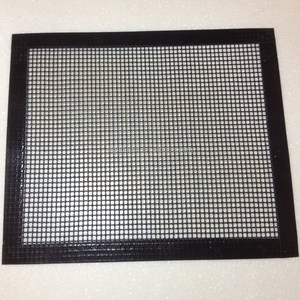 FDA SGS Tested PTFE Teflon Non-Stick BBQ Grill Mesh Cooking Mat