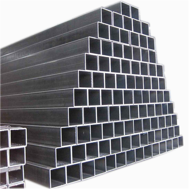ASTM AISI DIN JIS BS standard cold rolled a36 ss400 rectangular and square steel tubes for building