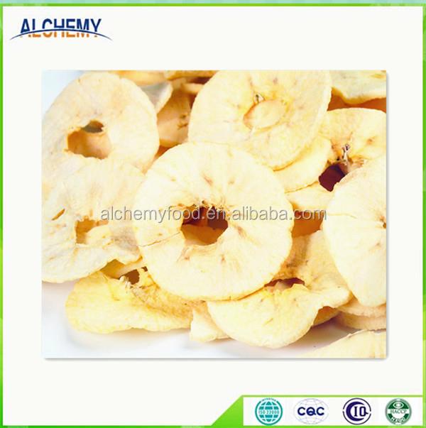Pure Natural Sweet Taste Dried Apple Rings