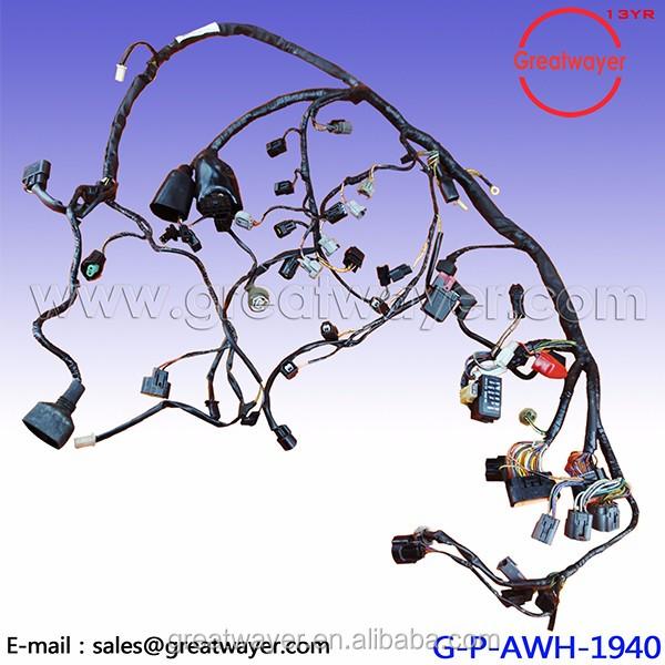 Wiring Harnes For Kawasaki 636