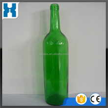FACTORY IN SHANGHAI CHINA NICE LOOKING DOMESTIC WINE GLASS BOTTLE