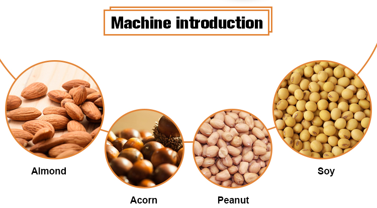 snack machines maker American almond seed Baadaam slicer machinery equipment