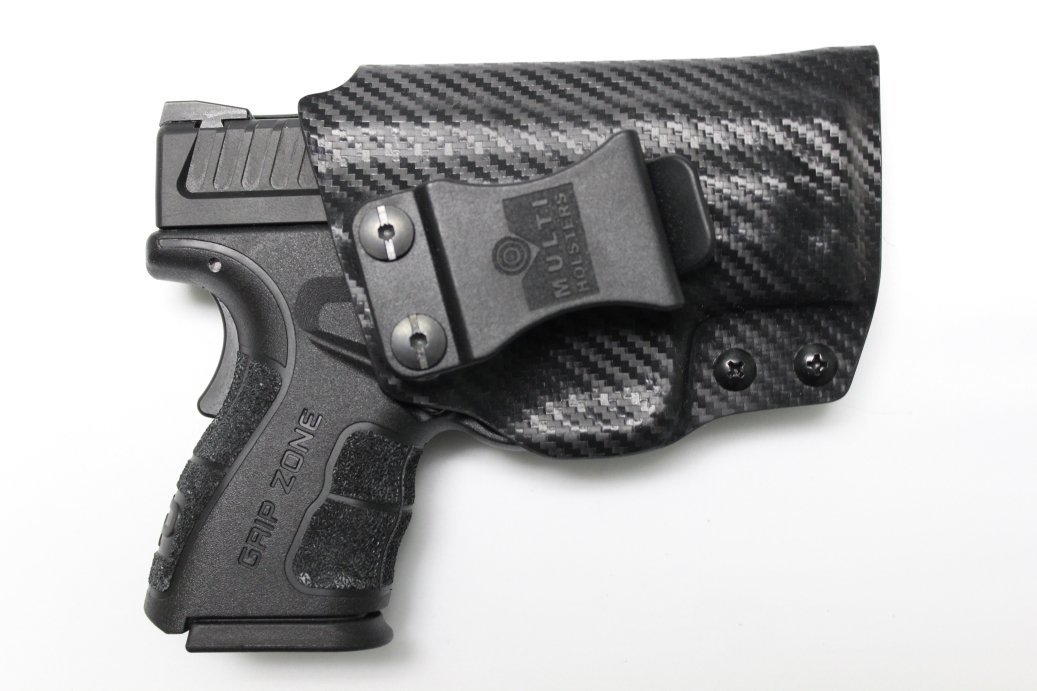 Multi Holsters IWB Springfield Armory XD MOD.2 3in 9/40 Sub-Compact FOMI Right-Hand Holster