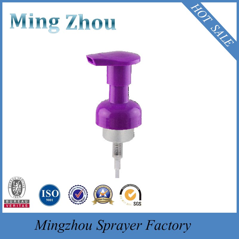 China Factory Hot Saler Walch Foaming Hand Soap Dispenser Pump for Spray Bottle