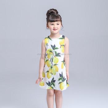 fruta del vintage niños ropa niñas niño vestidos de fiesta para 1