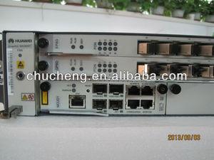 huawei ma5608t 10GE/GE Uplink 2-slots AC/DC mini gpon/pon/gepon optcial  line terminal olt