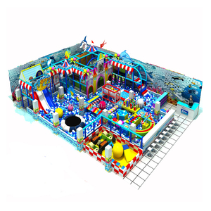 Fun Play Baby Playground Amusement Park ( Customize Acceptable) ( XJ5225)