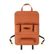 KKMOON Универсальный многофункциональный автомобильный Органайзер на спинку сиденья, 11 цветов, сумка для хранения, аксессуары для укладки баг...(Китай)