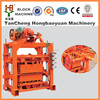 brick making machine in uk for hot selling QTJ4-35 with full production line from China famous manufacturer