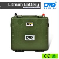 High capacity long life lipo lithium battery 12v 36v lithium solar bateria litio 36v
