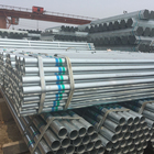 Pre galvanized steel pipe,steam pipe,galvanized steel water pipe sizes