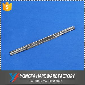 Alibaba china good quality stainless steel spring clip with sand blasted