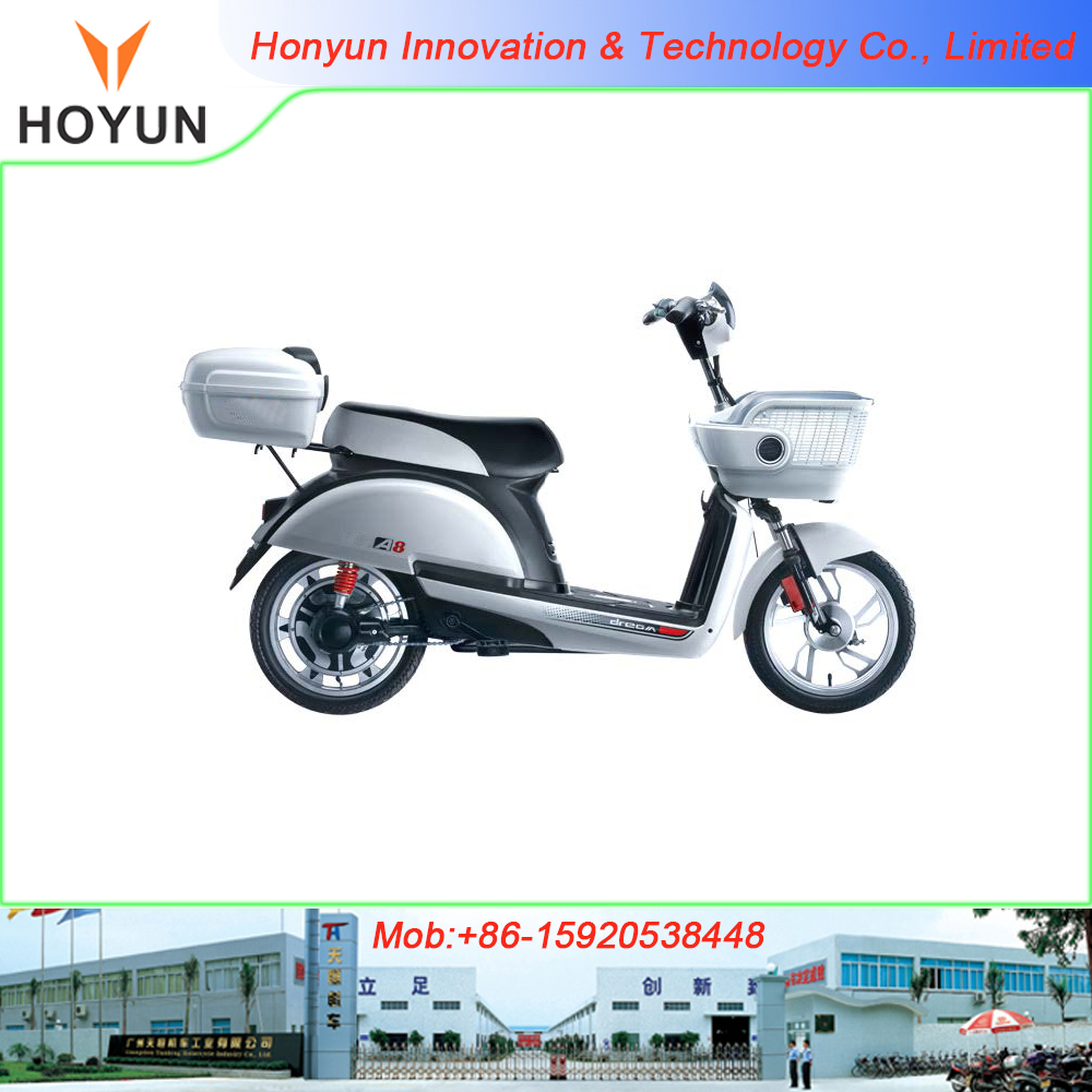 With load box and high quality damper super quality Aima Byvin Lima Slinra Fekon Haojue A8 electric bicycle/bike