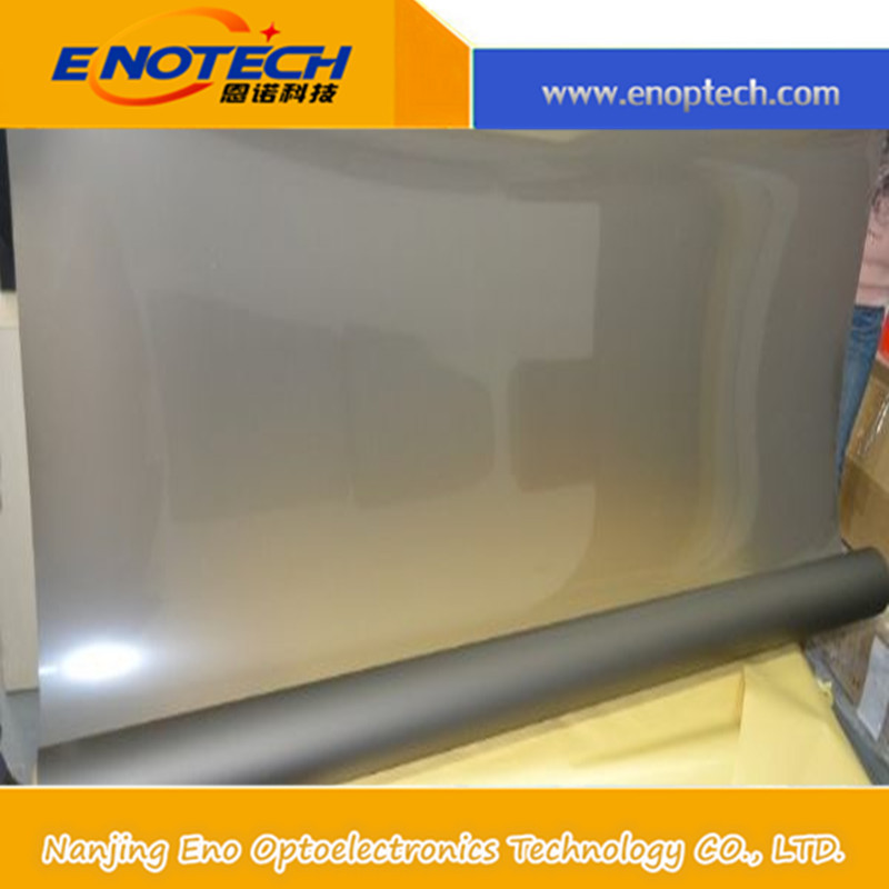 PET material rear projection film/projection screen/rear projection foil