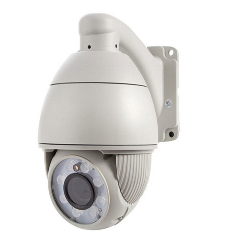 New <strong>Wifi</strong> 4X Zoom 1.3MP Dome IP Network PTZ Outdoor Camera P2P Onvif