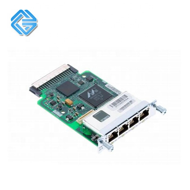 USED Genuine Cisco WIC-4ESW