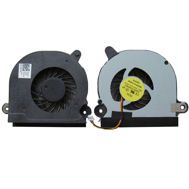 CPU Laptop Cooling Fan para Dell Inspiron 15R 5520 5525 7520 VOSTRO 3560 DC28000AYS0