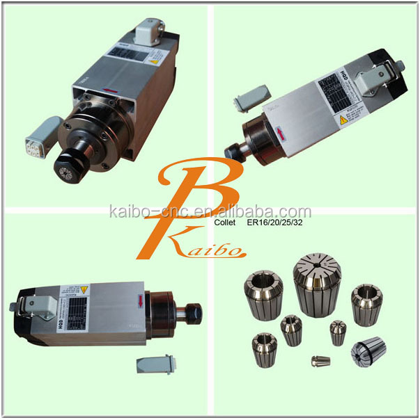 cnc router spindle motor/lathe headstock spindle