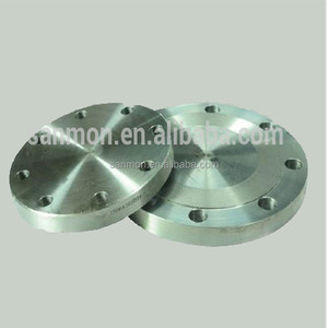 "API 6A 11"" forged blind flange used on casing head spool"