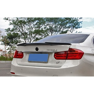 ABS SPOILER FOR BMW F30 m4 TYPE 3series CAR REAR LIP WING