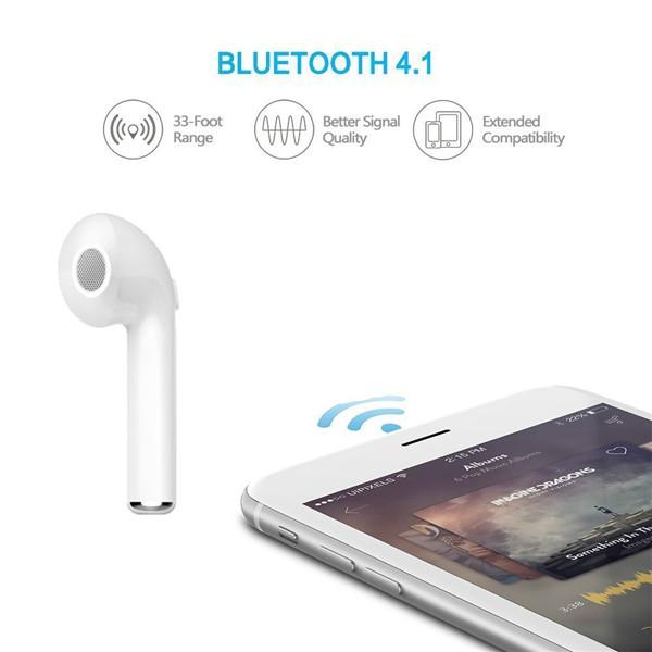 Hottest wholesale bluetooth stereo earphone ,wireless bluetooth earphone