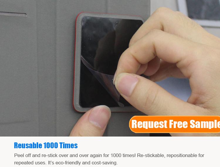 กาว sticky pad silicon โทรศัพท์จับ grip เทปม้วน