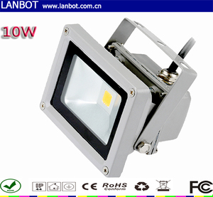 Lanbot factory cheap price 10w led flood light /floodlight for UK,US,CA market