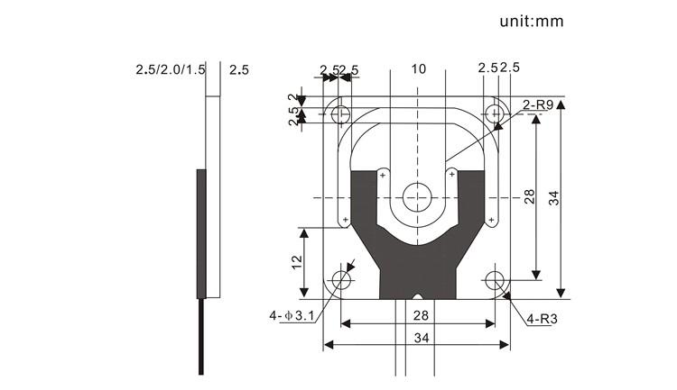 Galoce GML670 Máy Đo Sức Căng Loadcell 10Kg Giá