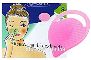 K-Beauty : Nose Blackhead Remover Soft Facial Purity Face Skin Health Tools Facial Massager Tender Skin Care Cleaner Facial clean kits