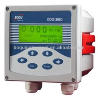 DDG-3080 environmental protection thermal power plants ph conductivity temp meter