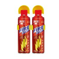 Aerosol type fire extinguisher spray foam fire stop car mini fire extinguisher for car use