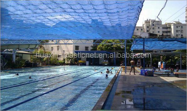 Sunshade Net For Swimming Pools