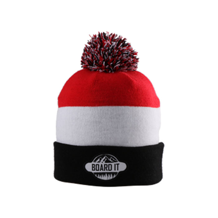 38d377c3d35 wholesale men s bear wool polo knitted winter hat set for man importers  wholesale