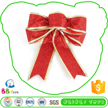 Most Popular Premium Quality Odm Funny Christmas Golden Bow