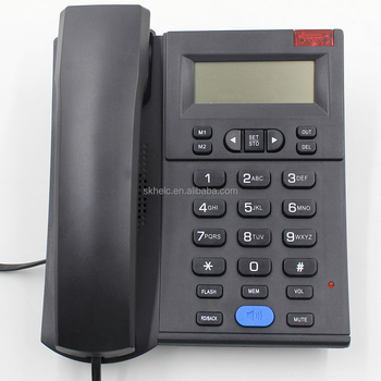 Fancy Caller ID Phone, Landline Telephone
