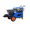 Construction Wall Cement Mortar Rendering Plaster Sprayer Cement Spraying Machine