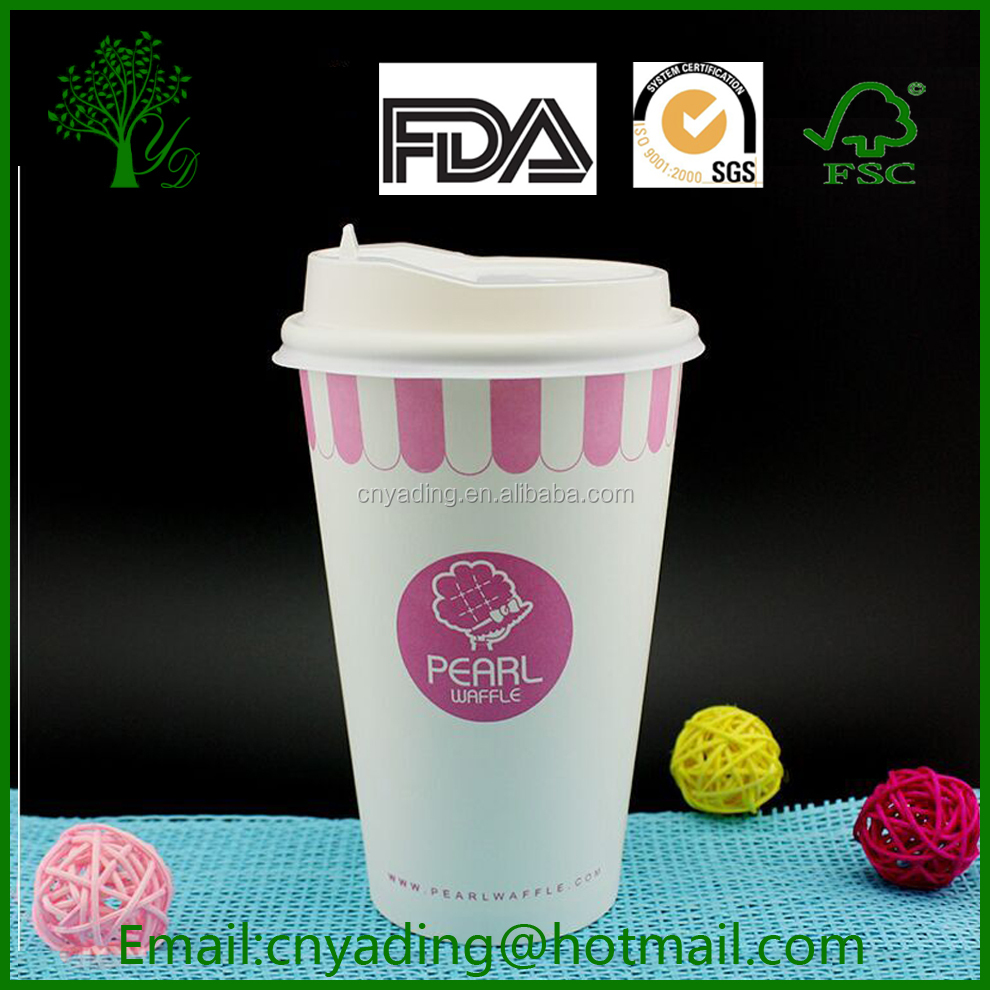 Custom Printed Disposable Cups & Supplies