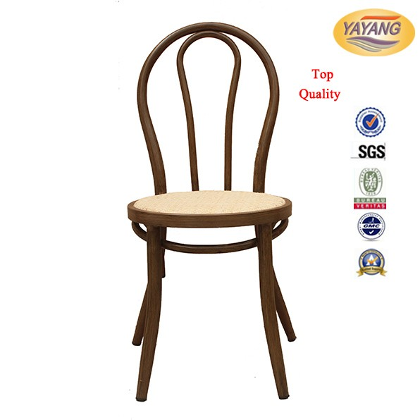 metal vienna side thonet hot sale cheaper price metal dining event furniture thonet chair