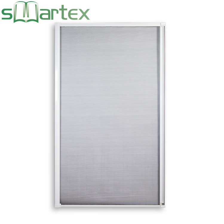 Einfache Installation Diy Design Aluminium Rollen Bildschirm Tür ...