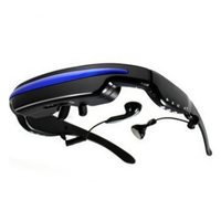 "52"" Virtual Screen Digital Video 3D virtual reality TV Glasses vr 3d video glasses full bf video image"