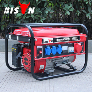 BISON(CHINA)2016 New Design 380V LPG Generator Three Phases With One Year Warrantee