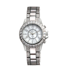 Fancy Bracelet Watches for Ladies and Girls, WEIQIN Vogue Quartz Stainless Steel Back Lady Watch