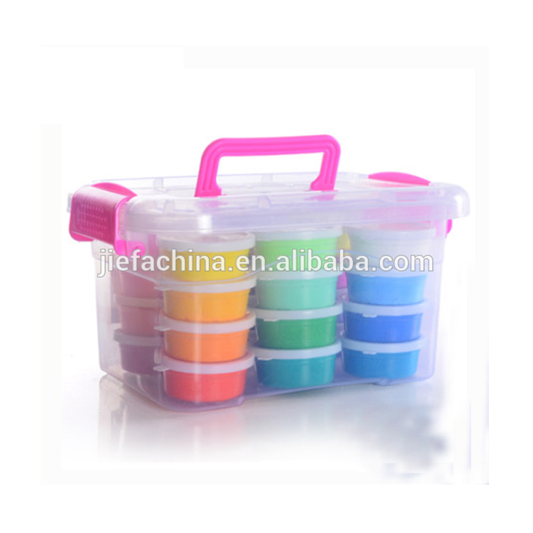 Hot Sell DIY Kids Toys 36 Colors Polymer Clay/Play Dough Set