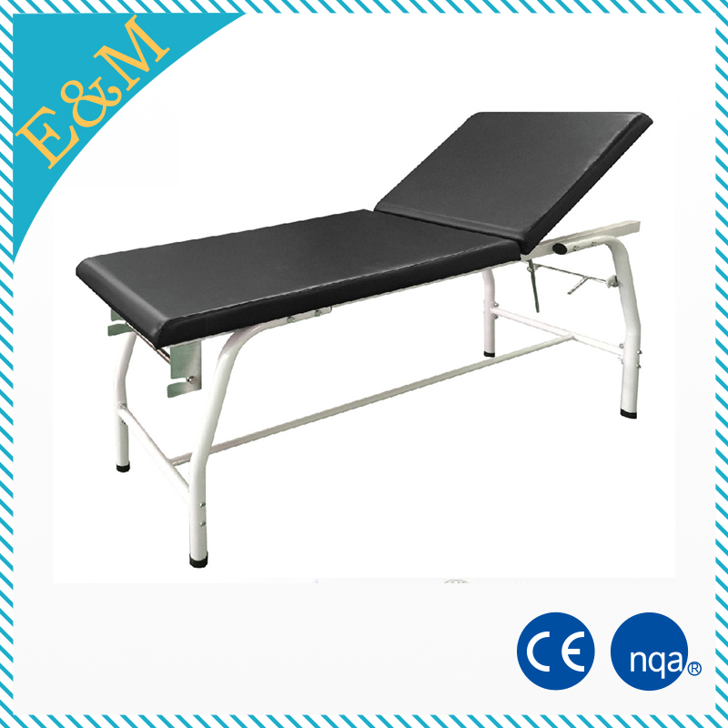 Exceeder Best price backrest adjustable clinic hospital used examination hospital bed