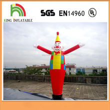 Yellow Cartoon Characters Commercial Advertising Inflatable Decorations Cartoon Character for Kids