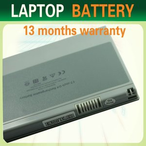 "Replacement Laptop Batteries For Apple A1057 for PowerBook G4 17"" M8793LL,A 661-2822 KB5003"