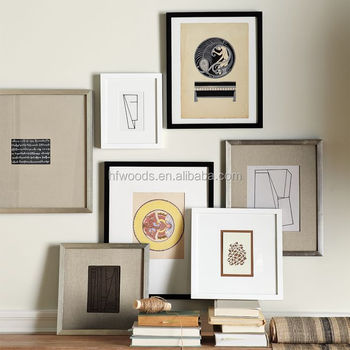 simple style of custom high quality small wooden picture frames bulk - Mini Picture Frames Bulk
