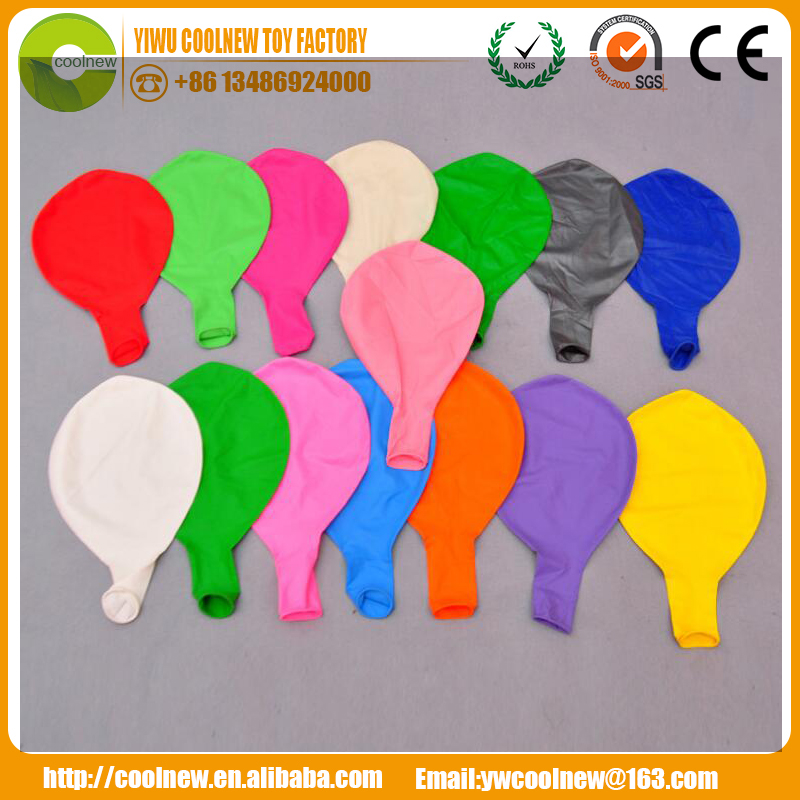 hot sale custom bulk order cheap Thailand latex party decoration plain 36'' flat balloon