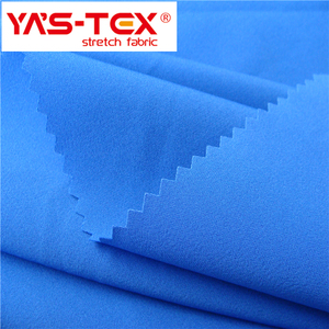 woven 4-way stretch moisture wicking outdoor sport fabric